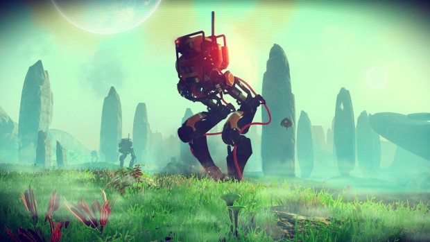 No Man's Sky release date and price have been announced today