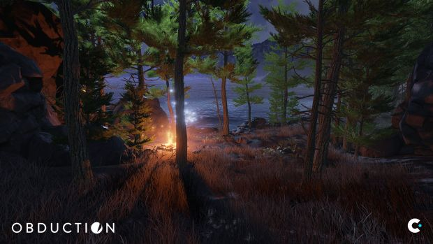 Screenshot of the upcoming adventure game Obduction