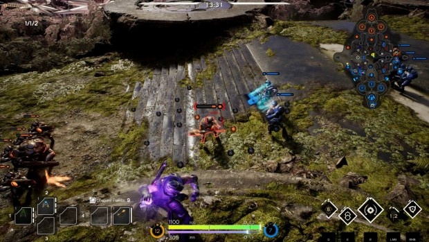 Paragon last hitting is all about timing and control
