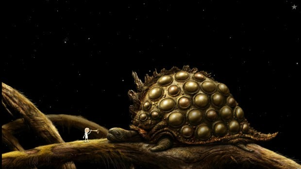 Samorost 3 is a beautiful puzzle-adventure