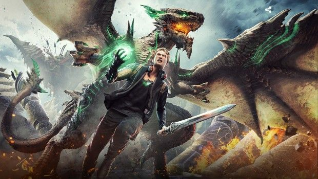 Scalebound official artwork