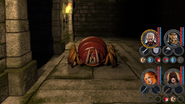 Skullstone Is An Upcoming 3D Grid-Based Dungeon Crawler In