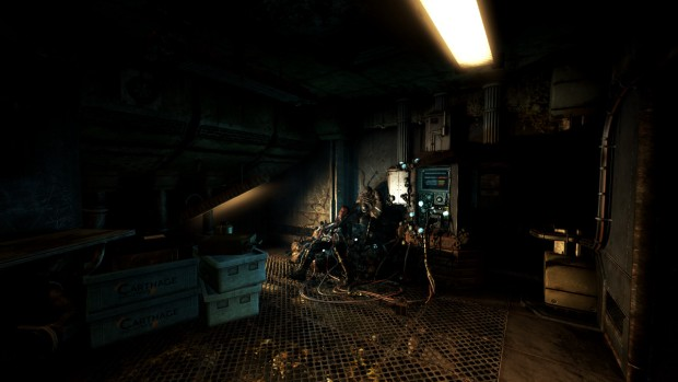 Soma features some creepy robots