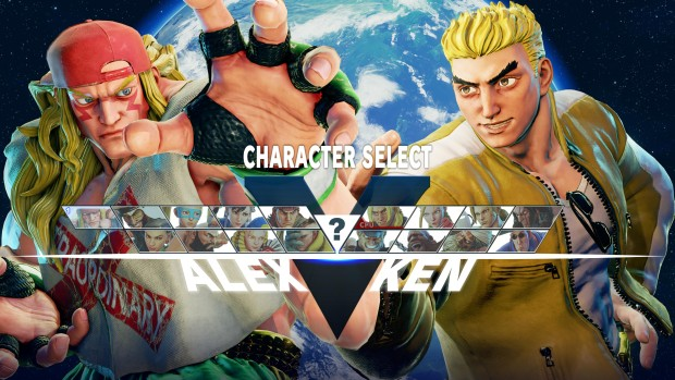 Street Fighter V Alex and Ken costumes