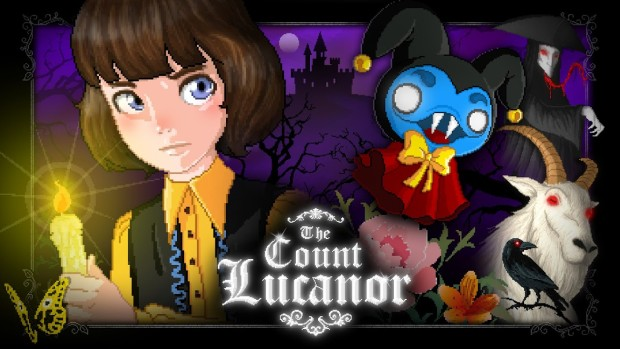 The Count Lucanor is a charming and well written horror adventure game