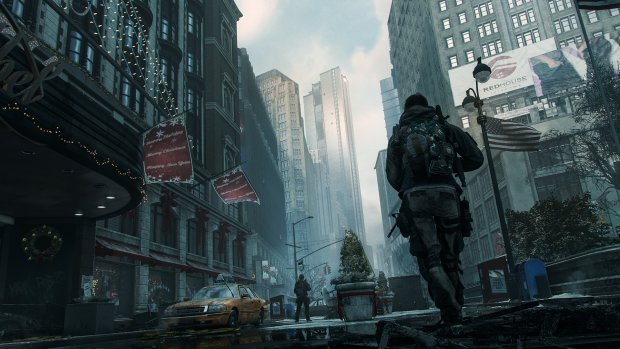 The Division now has a launch gameplay trailer