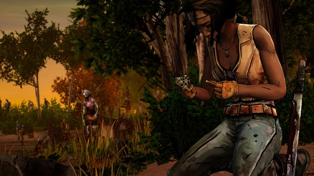 The Walking Dead: Michonne episode 2 is out on March 29th