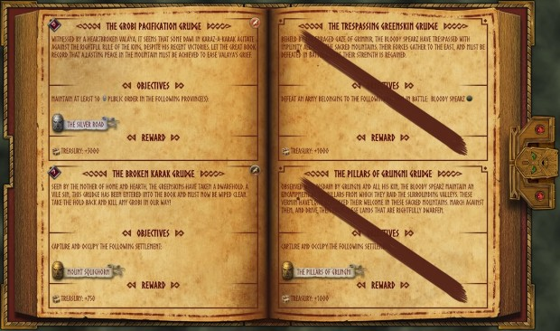 Total War: Warhammer Great Book of Grudges