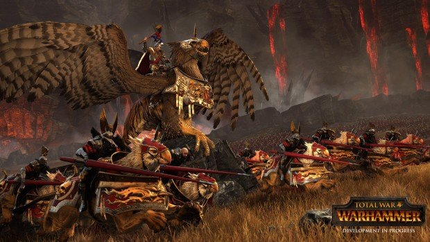 Total War: Warhammer release date & system requirements released