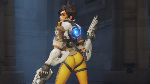 Overwatch Tracer's taunt is being replaced