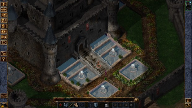 Baldur's Gate Siege of Dragonspear looks a fair bit better than the original
