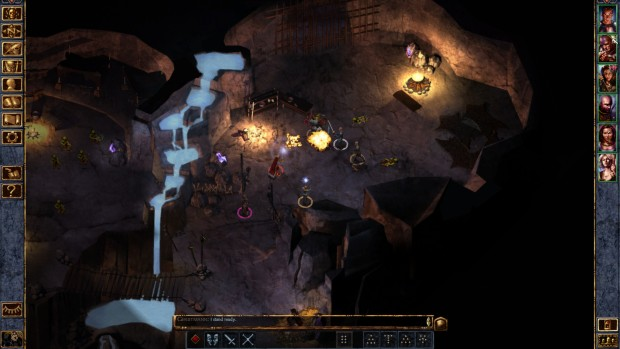 Baldur's Gate Siege of Dragonspear brings back all of the old crew