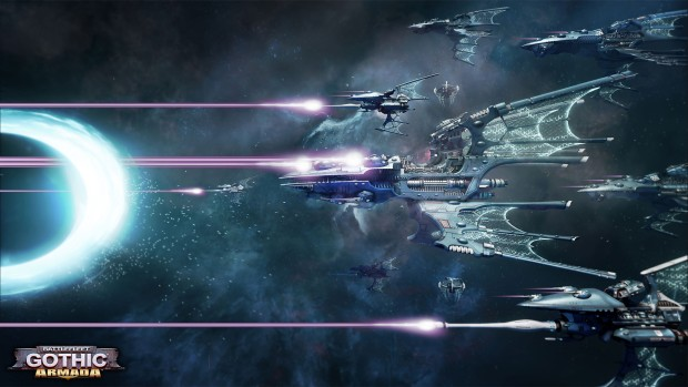 The Eldar are coming to Battlefleet Gothic: Armada