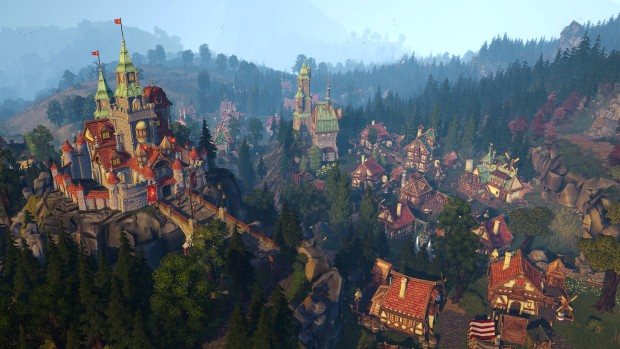 Champions of Anteria is an upcoming RTS from the Settlers team