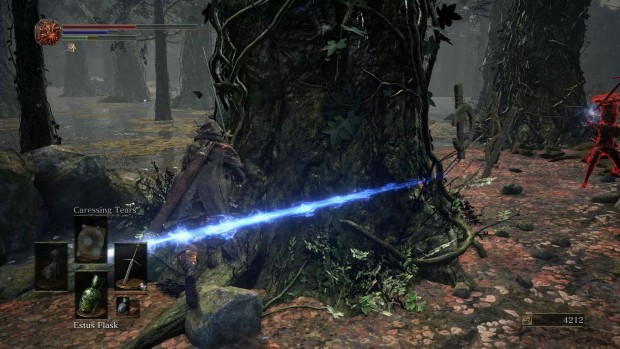 Dark Souls 3 features some nasty NPC invaders