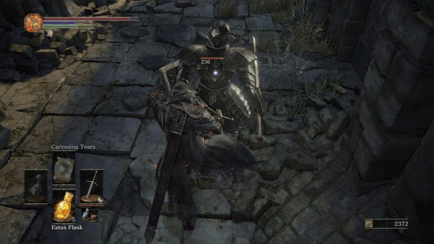 Dark Souls 3 features the Black Knights