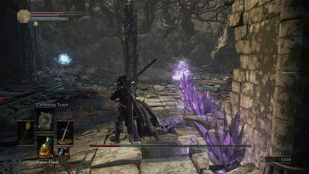 Dark Souls 3 Crystal Sage boss is a nasty fight