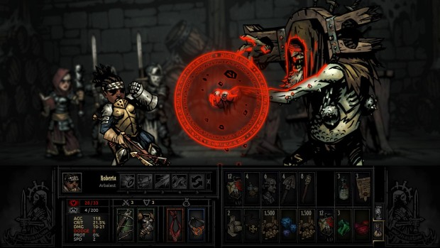 Darkest Dungeon is now available on Linux
