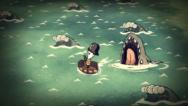 Don't Starve: Shipwrecked is the latest expansion for Don't Starve