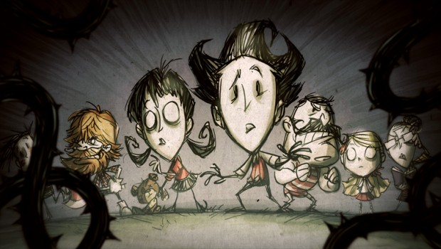 Don't Starve Together is leaving early access on April 21