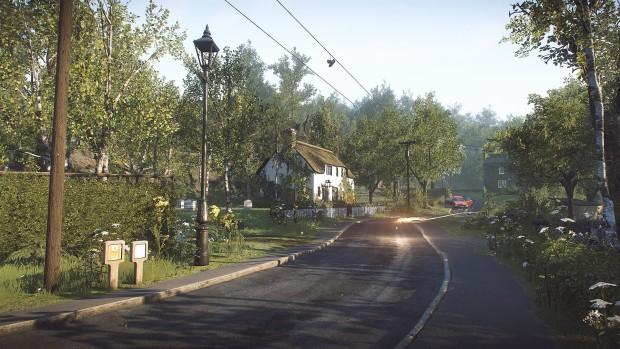 Everybody's Gone to the Rapture is a beautiful game to behold