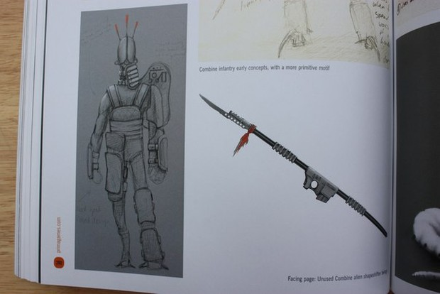 Previously Unseen Half Life 2 Concept Art Has Surfaced