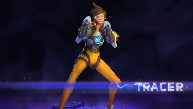 Tracer is coming to HOTS