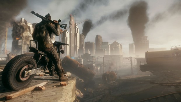 Homefront: The Revolution's open world gameplay has been detailed