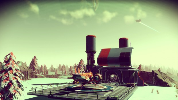 Gameplay video that shows what No Man's Sky is all about