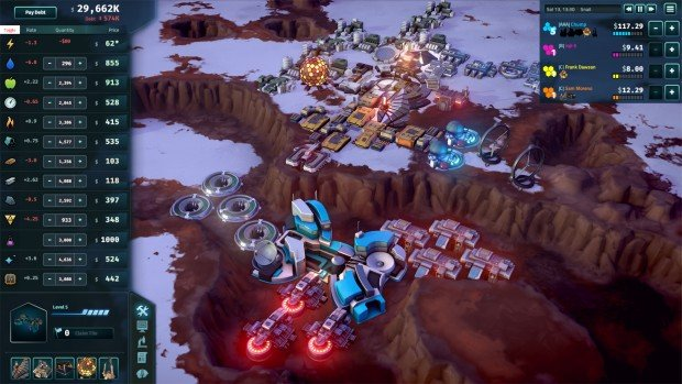 Offworld Trading Company is a economy based RTS