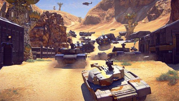planetside 2 new update