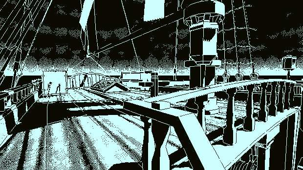 Return Of The Obra Dinn is a stylish first person adventure