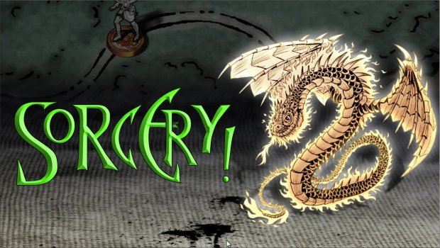 My review for Steve Jackson's Sorcery! Part 3 (pc version)