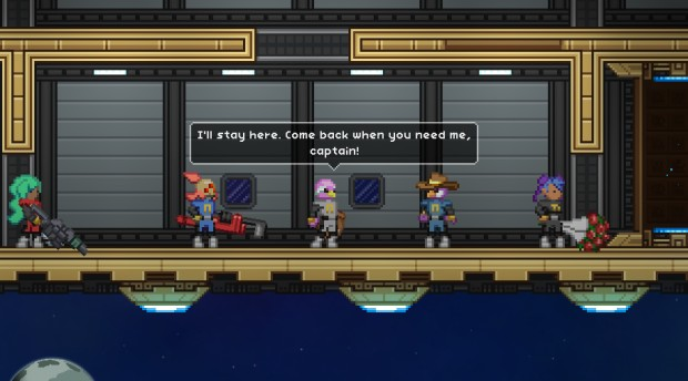Starbound has some silly weapons