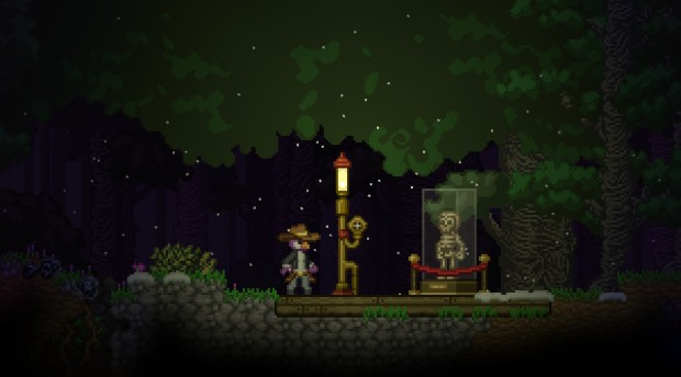 Starbound will have fossils in the future