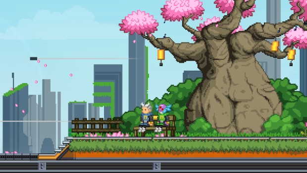 Starbound will soon be updating to version 1.0 and leaving Early Access