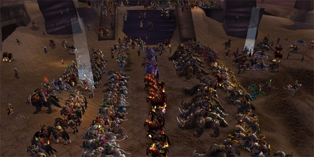 Nostalrius Begins, The Biggest World Of Warcraft Private Server, Is