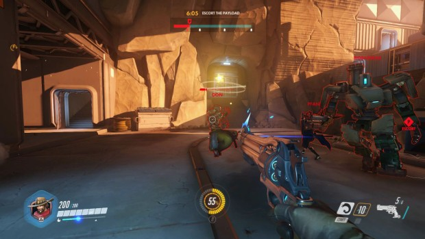 Overwatch's McCree has the most annoying spell in the game, Flashbang