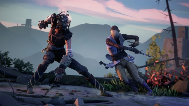 Absolver is a combat focused RPG