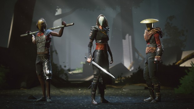 Characters from Absolver