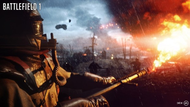 Battlefield One developers are focusing on melee combat and performance