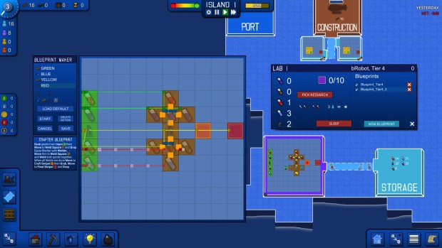 Blueprint Tycoon blueprints use
