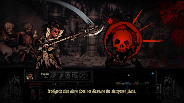 Darkest Dungeon has some of the best turn-based combat