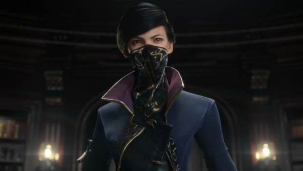 Dishonored 2's Emily