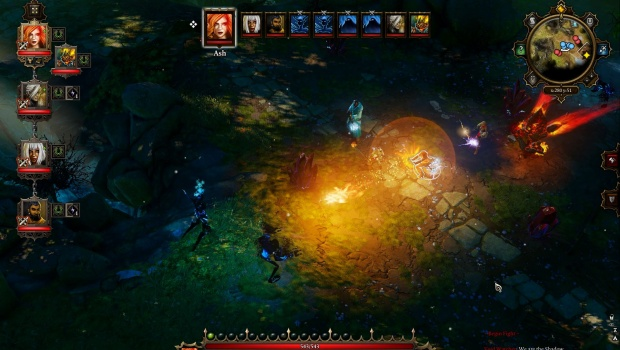Divinity: Original Sin has some lovely spell effects