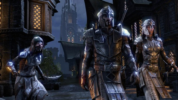 Elder Scrolls Online Dark Brotherhood DLC assassination