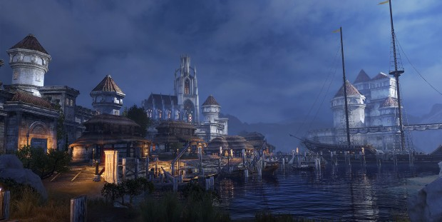 Elder Scrolls Online expansion Dark Brotherhood features the Gold Coast region