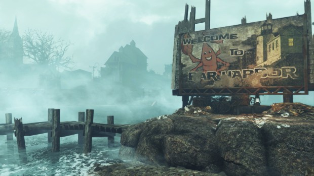 Fallout 4's expansion/DLC Far Harbor is coming on May 19