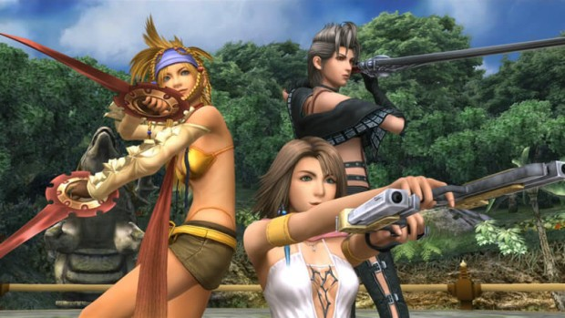 Final Fantasy X and X-2 HD are coming to Steam