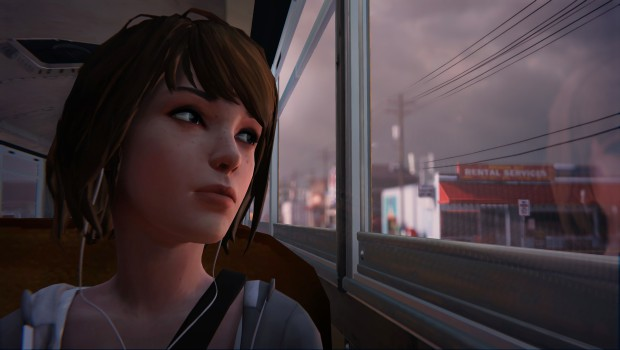 Life is Strange's main character